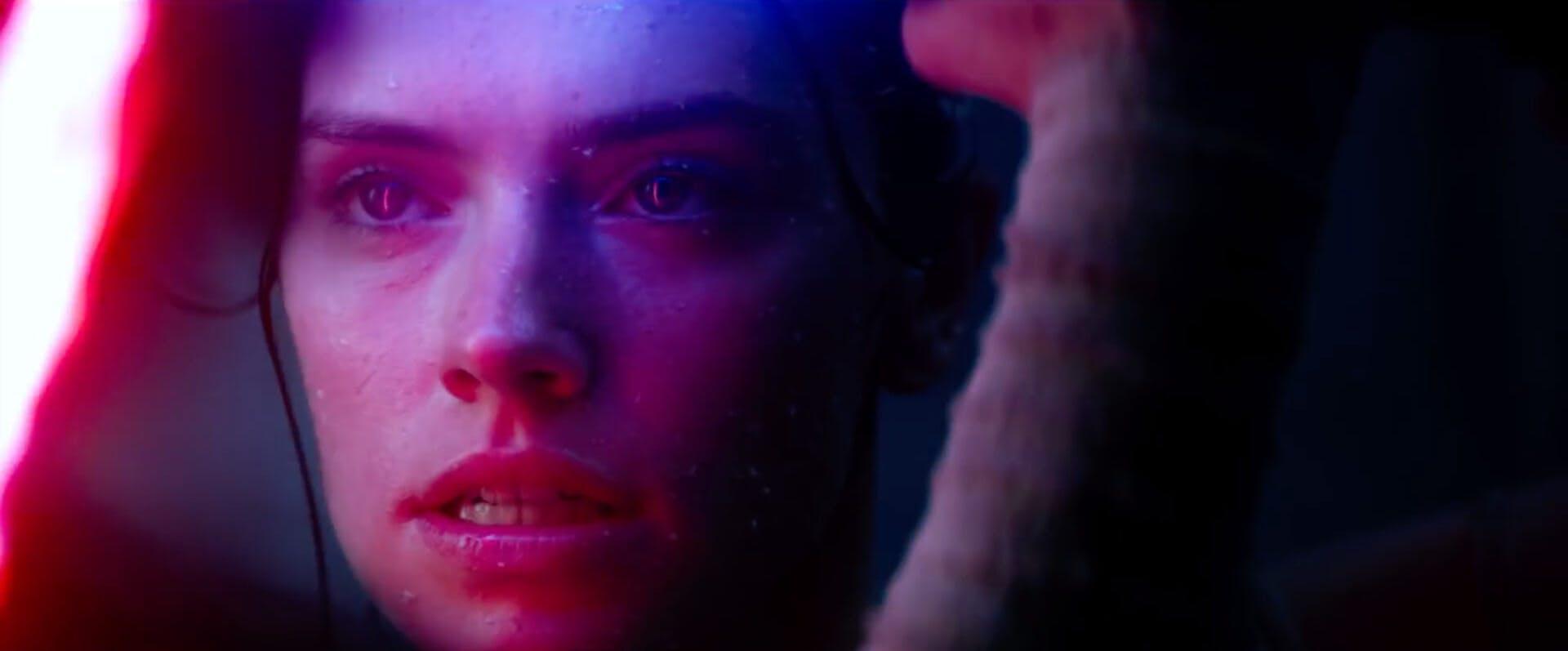 The Last Jedi - Rey star wars movies