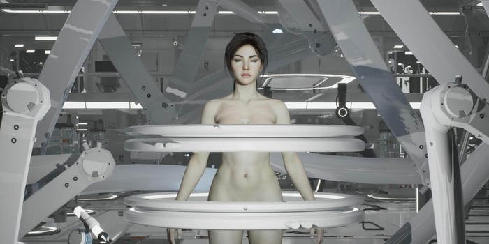 Virtual Mate Sex Tech