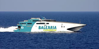 Baleària Caribbean ferry