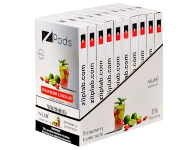 ziip strawberry lemonaid