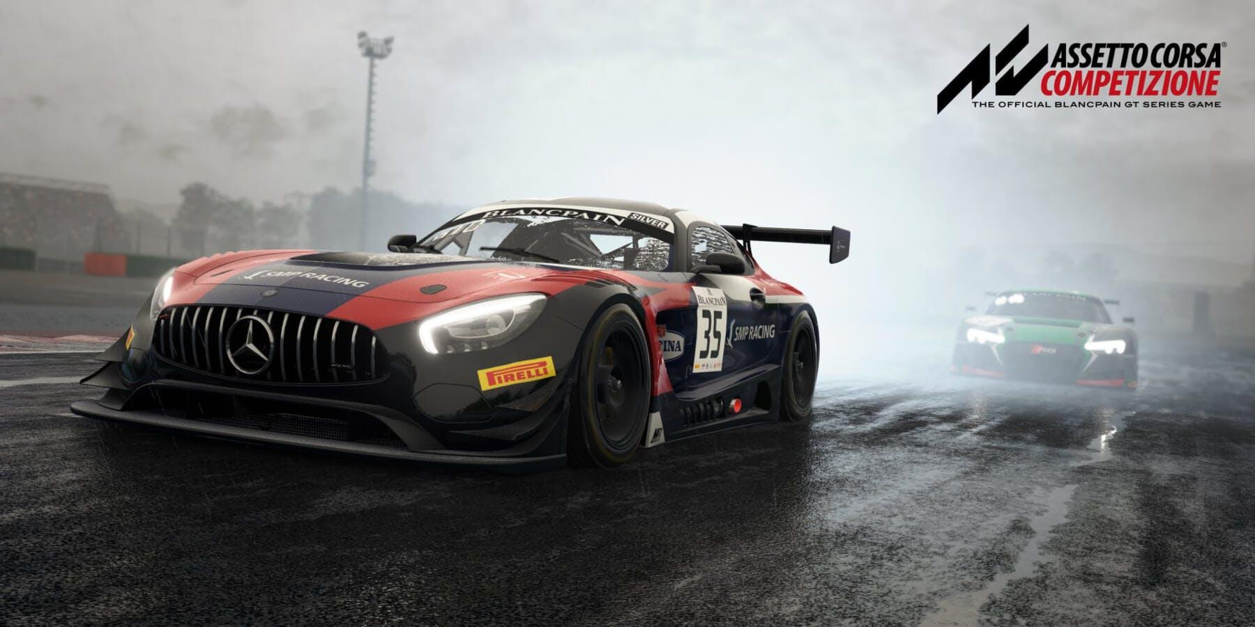 best racing games pc assetto corsa competizione