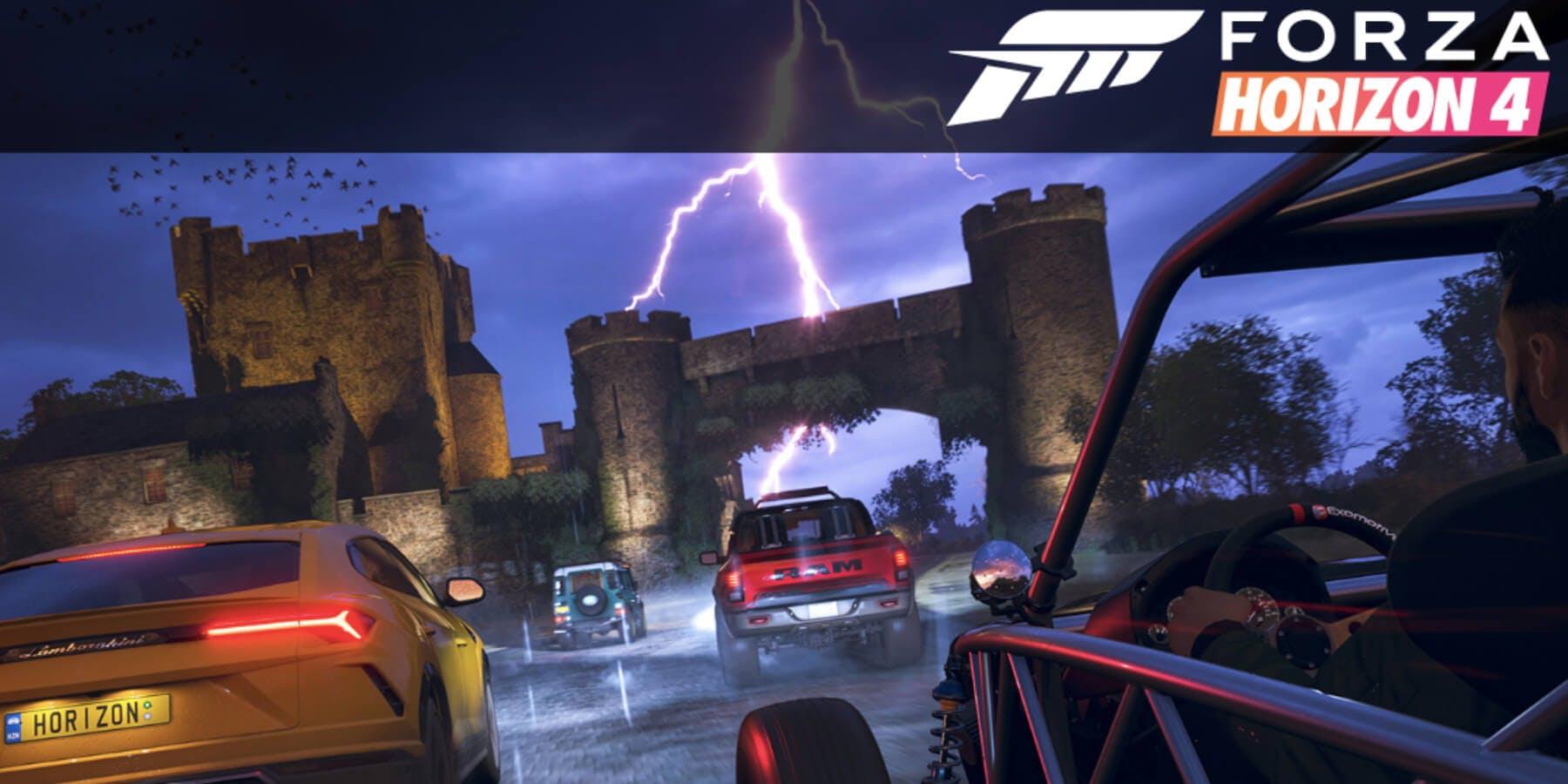 best racing games pc forza horizon 4