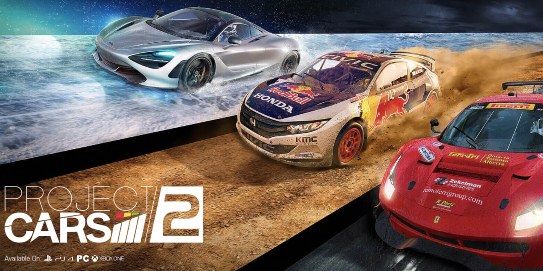 best racing games pc project cars 2