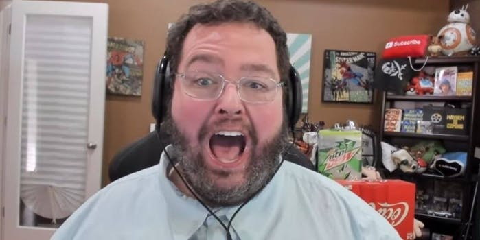 Boogie2988 taking break YouTube