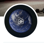earth twitter profile picture