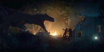 jurassic world dinosaur
