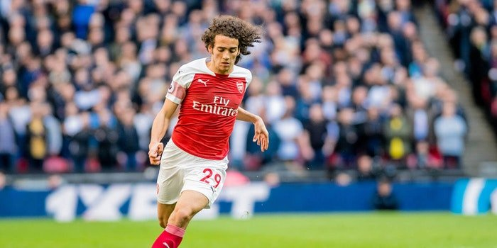 matteo guendouzi watch manchester united vs arsenal live stream