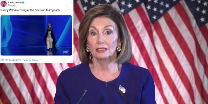 nancy-pelosi-trump-impeachment-memes
