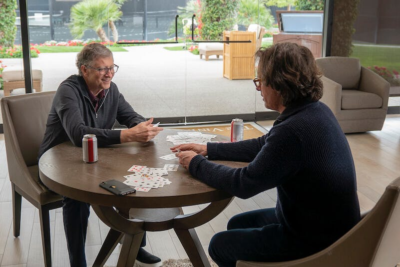 Netflix Decoding Bill Gates review