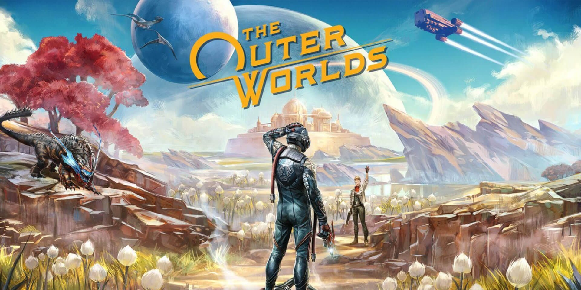 upcoming video games october 2019 the outer worlds