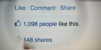 hiding facebook comments