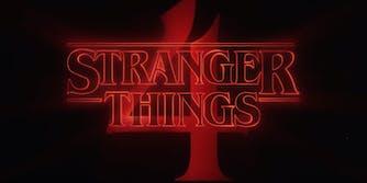 stranger things season four 4