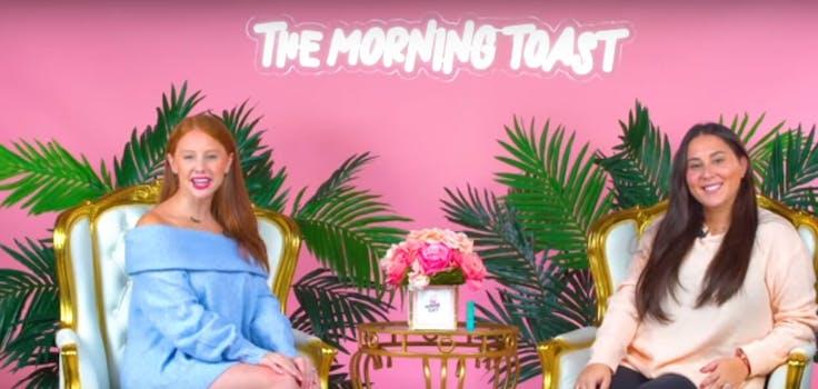 the morning toast jackie oshry