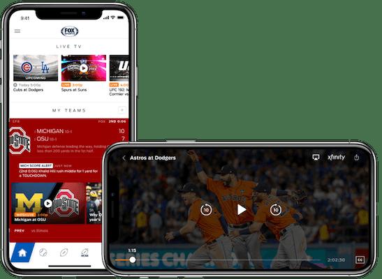 watch mlb playoffs live stream 2019 on Fox Sports Go