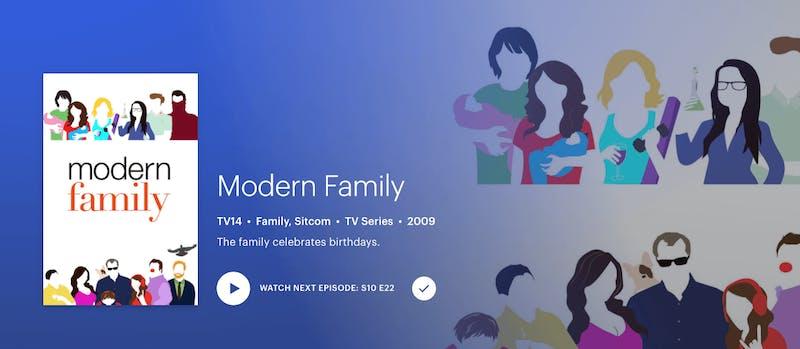 watch modern family season 11 on Hulu