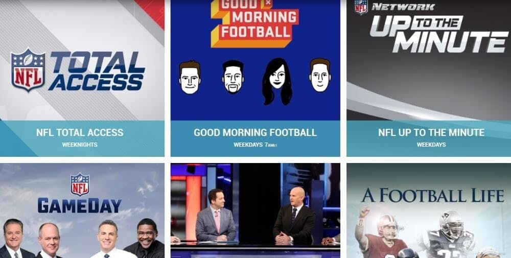 49ers cardinals nfl network streaming