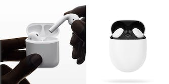 Airpods Pixel Buds