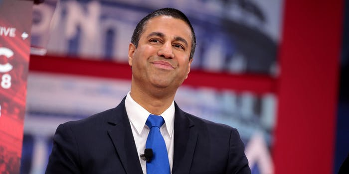Ajit Pai Net Neutrality FCC States Laws