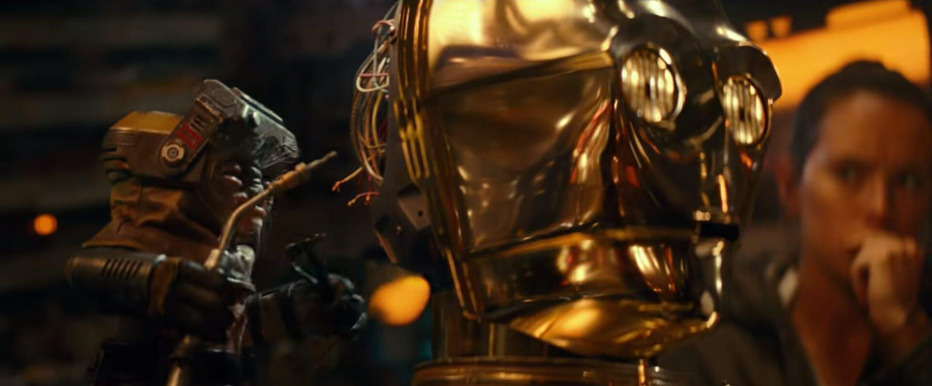 Babu Frik - C-3PO