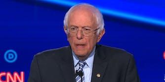 Bernie Sanders Marijuana Debate