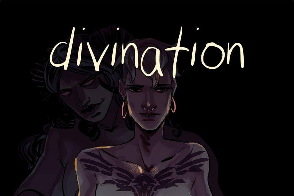Best Witch Porn Comic Divination