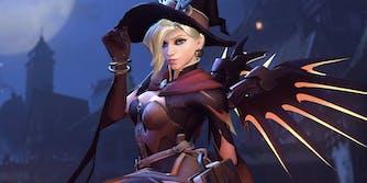 Best Witch Porn Mercy