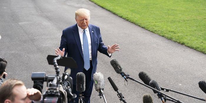 Donald Trump Media Video