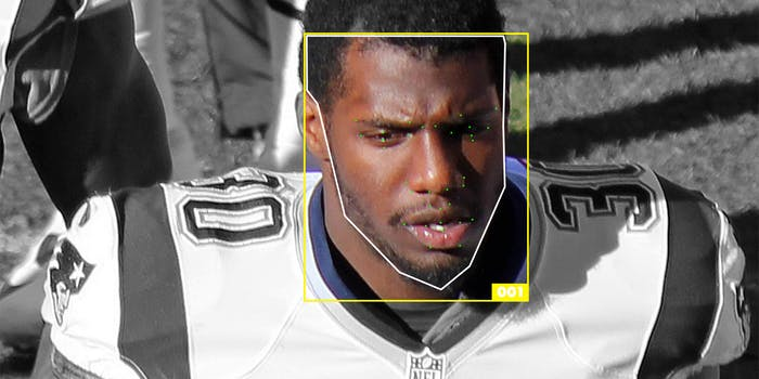 Duron Harmon amazon facial recognition