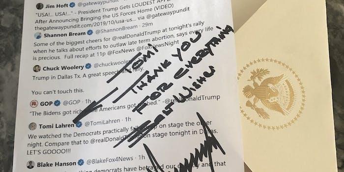 trump-ego-tweet-sheet-conspiracy-theorists