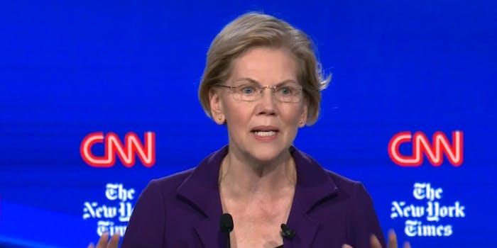 Elizabeth Warren Billionaires
