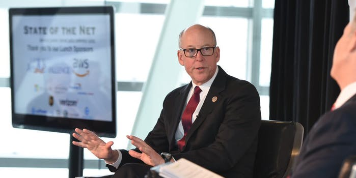 Greg Walden Net Neutrality Retirement