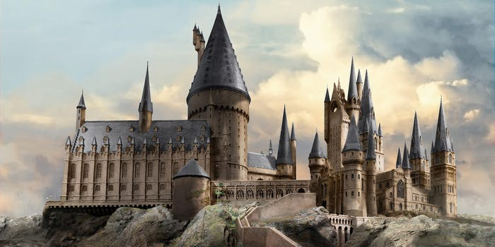 hogwarts wizarding world