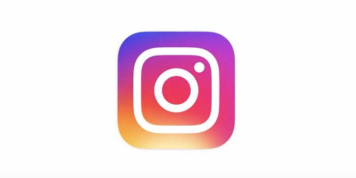 Instagram following tab