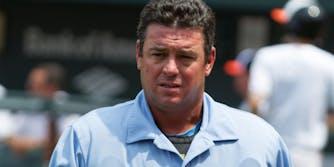 Rob Drake MLB umpire