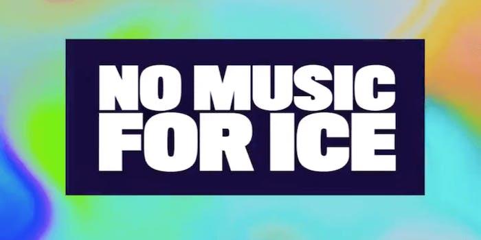 Amazon no music for ice