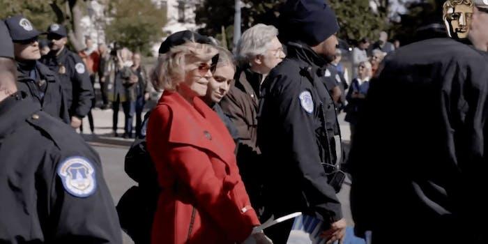 jane-fonda-climate-change-arrested-bafta-award