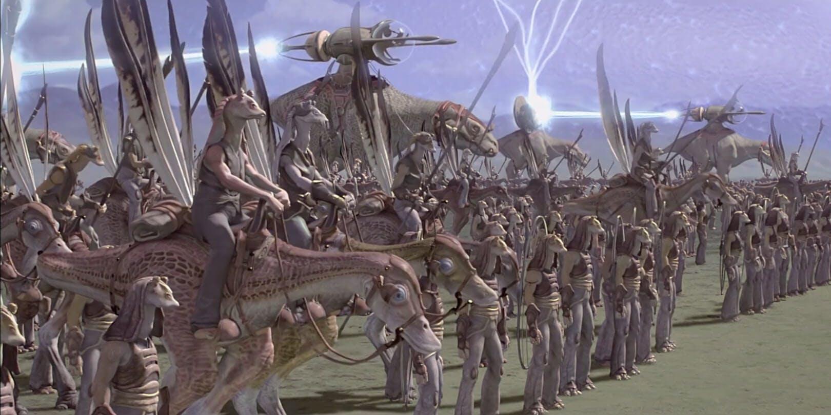 Star Wars creatures - Kaadu