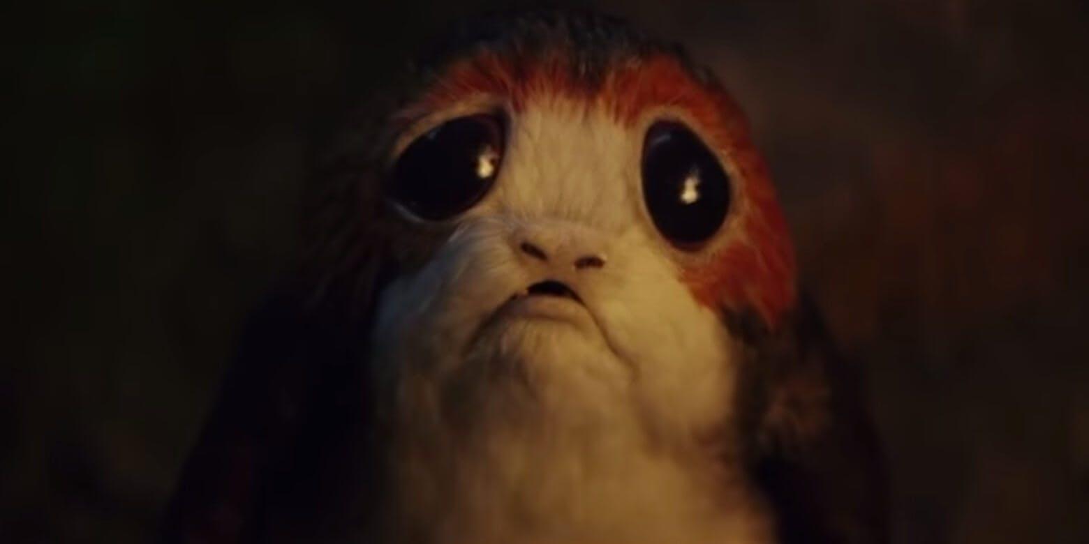 Star Wars creatures - Porg
