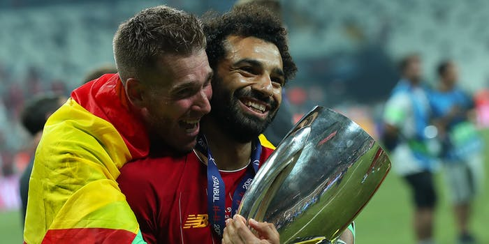 adrian mohamed salah watch liverpool vs leicester city live stream