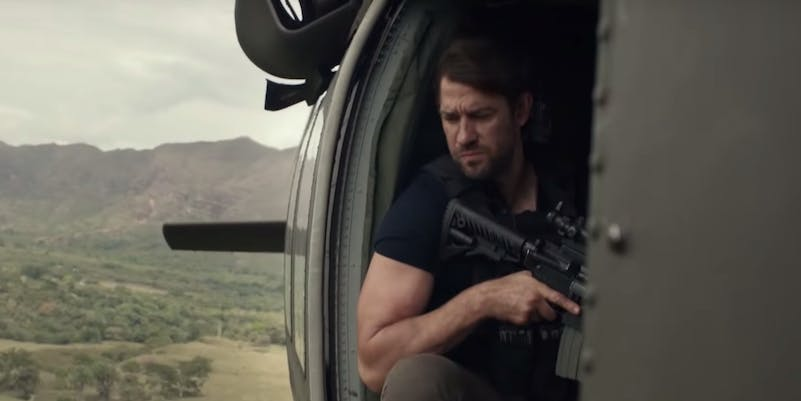 Tom Clancy's Jack Ryan season 2 review