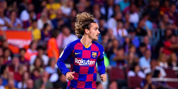 antoine griezmann how to stream barcelona vs real madrid live