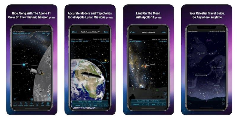 best astronomy apps - skysafari