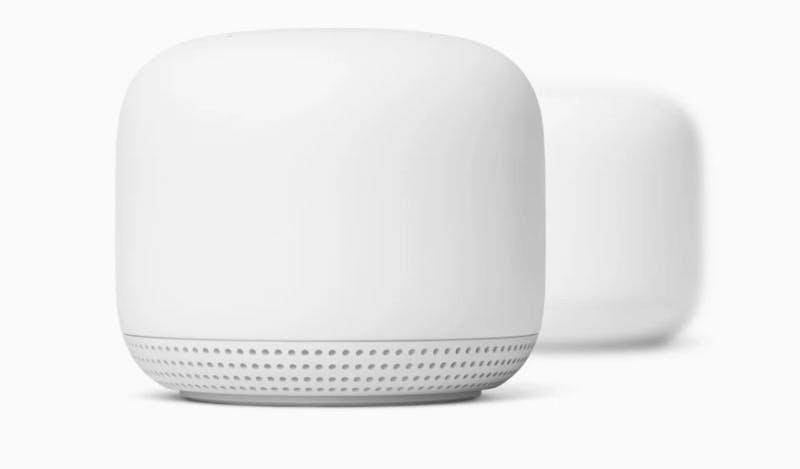 best wifi extender - google nest point