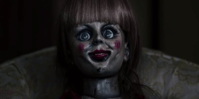 best halloween movies on netflix: the conjuring