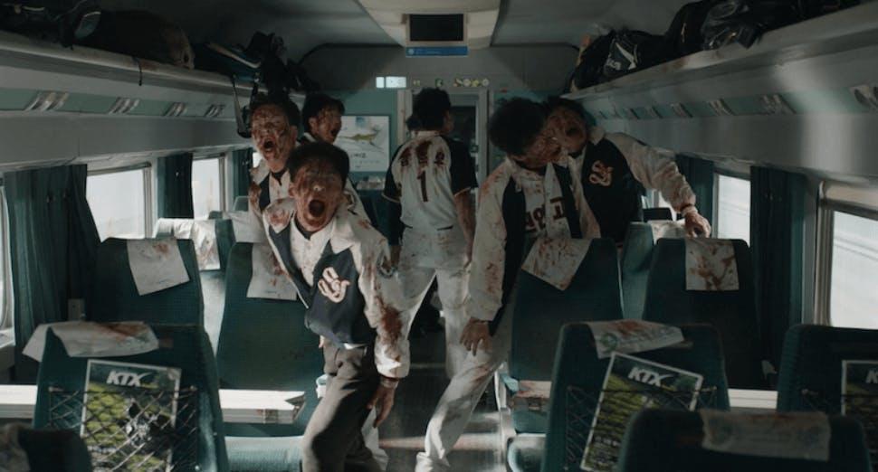 best halloween movies on netflix - train to buscan