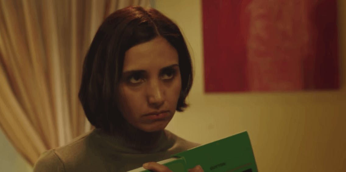 best scary movies on netflix: under the shadow