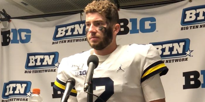 college football live stream Michigan penn state