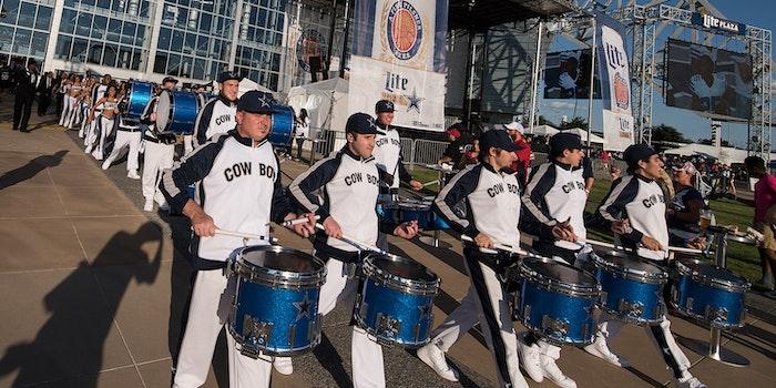cowboys drumline watch cowboys vs packers nfl live stream