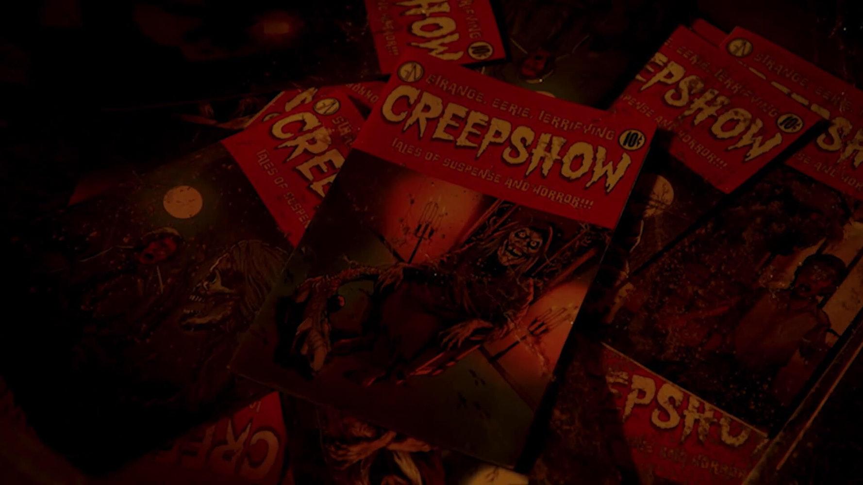 creepshow cast