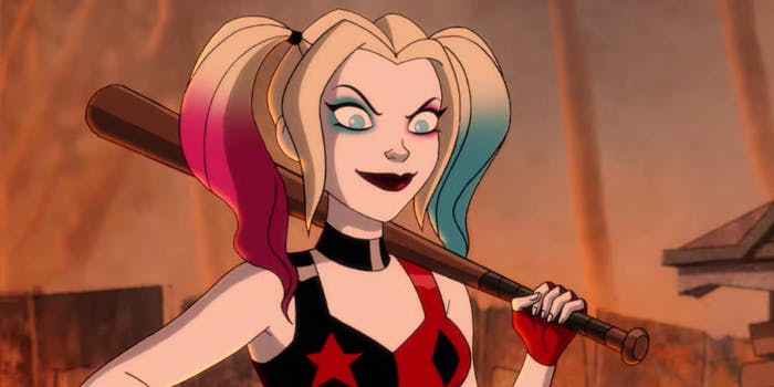 dc universe harley quinn nycc review